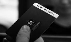 M Room München - Platinum Card