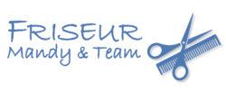 Logo Friseursalon Mandy & Team